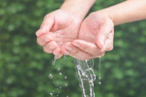 大切な水 イメージ