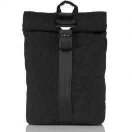 Backpack(黒)アップサイクルブランド <AIRPAQ 社>
