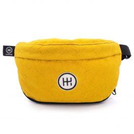 Hipbag(黄色)アップサイクルブランド <AIRPAQ 社>