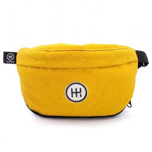 ヒップバッグ黄色