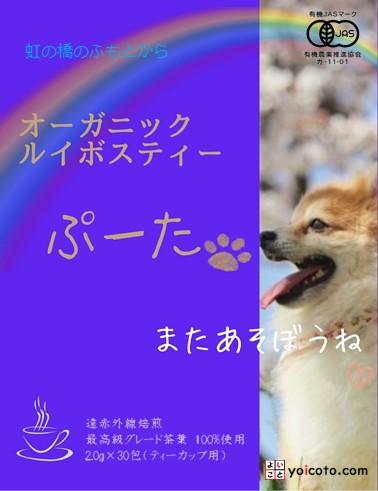 虹の橋ぷーた